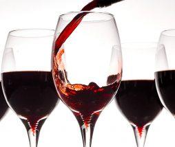 Copas para el vino