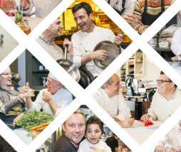 Cena solidaria con estrellas Michelin