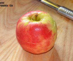 Evitar que la manzana se oxide