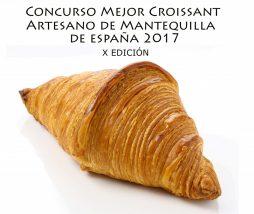 Concurso Mejor Croissant Artesano de Mantequilla