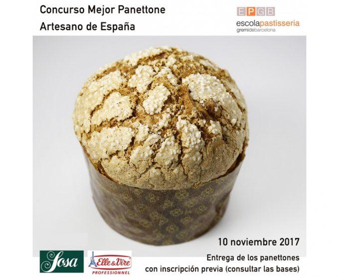 Concurso mejor panettone artesano de espa a 2017 - Artesanos de madrid ...