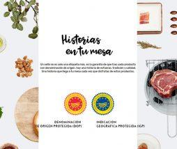 Campaña para conocer y reconocer los sellos europeos de calidad diferenciada DOP e IGP
