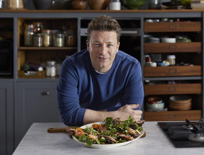 Todos los estrenos de jamie oliver en canal cocina for Jamie oliver utensilios de cocina