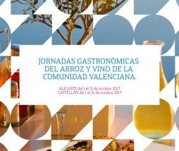 Jornadas Gastronómicas del Arroz y Vino