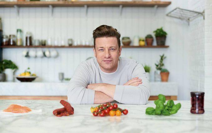 R pido y f cil con jamie nuevo programa de jamie oliver for Cocina 5 ingredientes jamie oliver