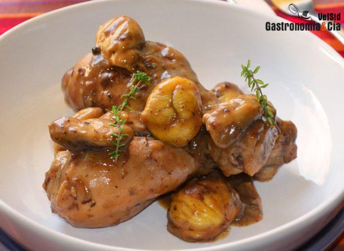 Seis Recetas De Carne Con Castañas Para Este Otoño Gastronomía Cía