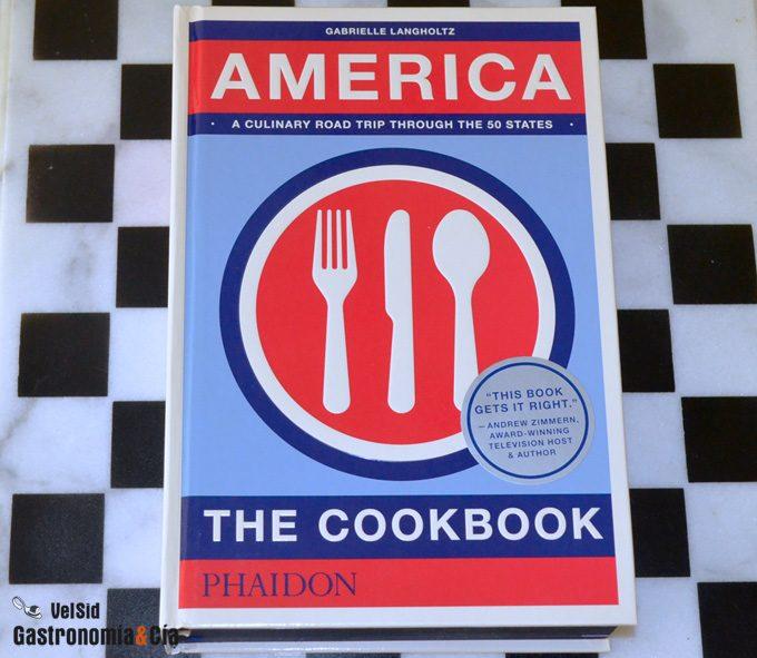 Libro de cocina americana