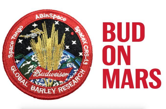 Hacer cerveza en Marte