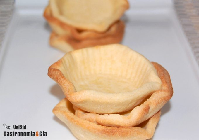 Qu es una croustadine gastronom a c a for Cocina vanguardia definicion