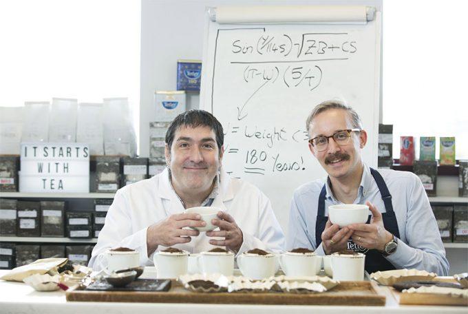 Sebastian Michaelis y James Hind