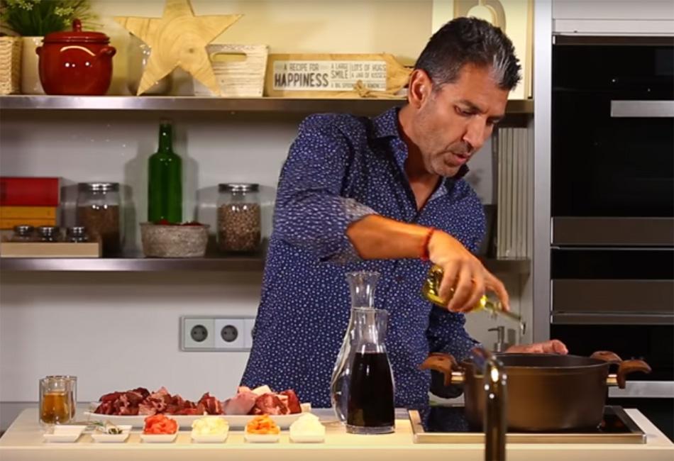 Cómo hacer jugo de carne según Paco Roncero