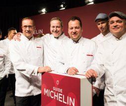 Nuevos estrellas Michelin en Alemania