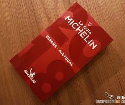 Resultados Guía Michelin España 2018