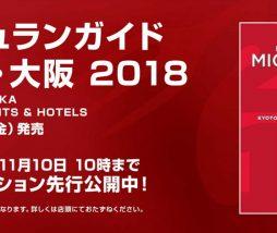 Guías Michelin de Japón