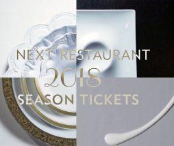 Menús temáticos en Next Restaurant