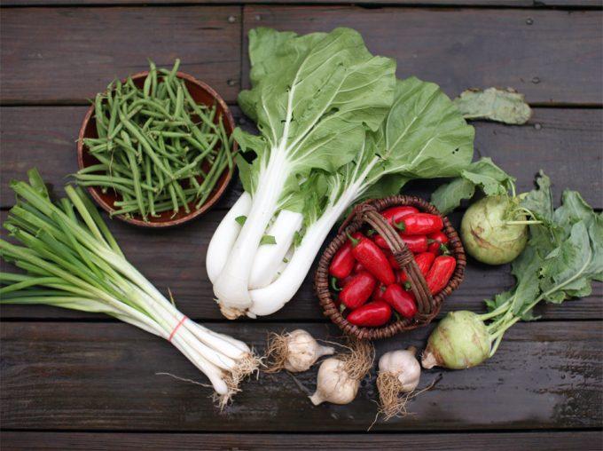Alimentos ecológicos en la UE