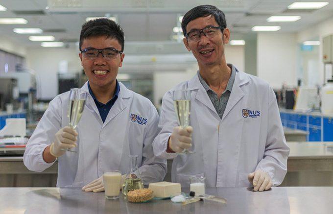 Suero de Tofu