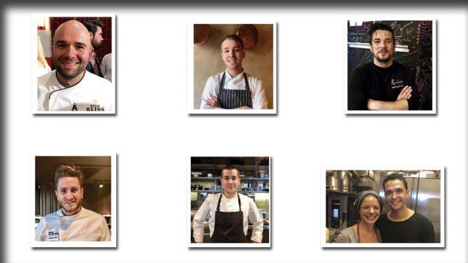 Cocineros
