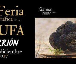 Feria de la Trufa de Sarrión 2017