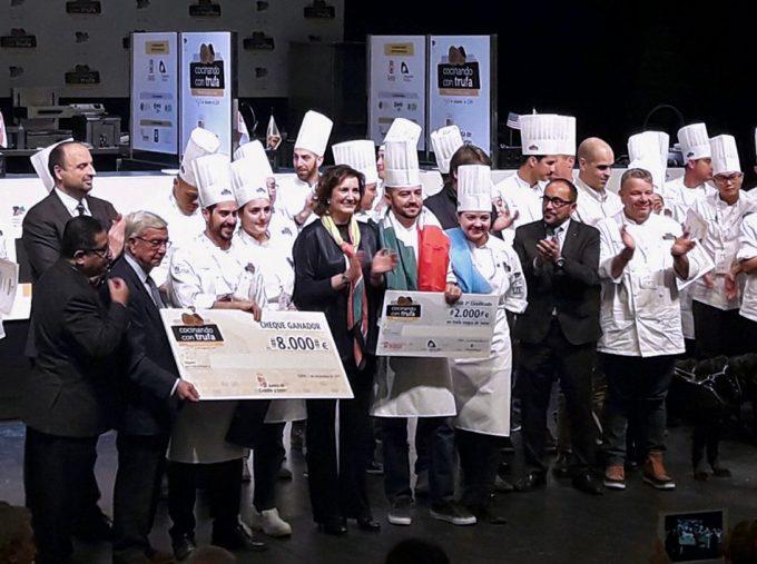 Concurso de Cocina con Trufa