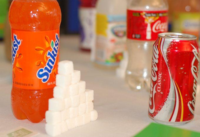 Impuestos del azúcar