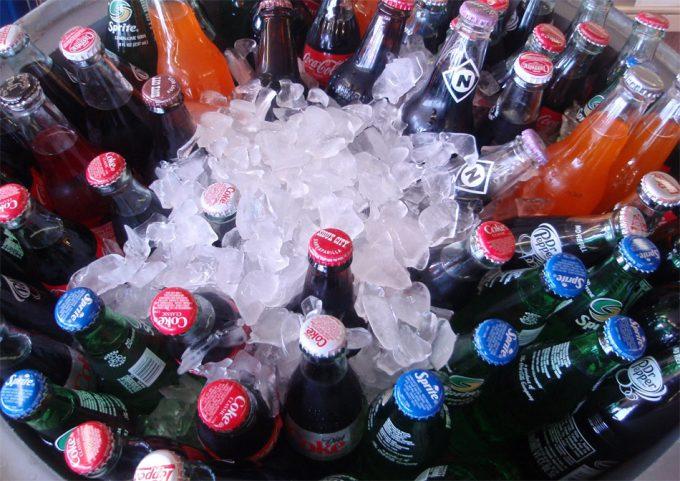 Gravamen a los refrescos azucarados