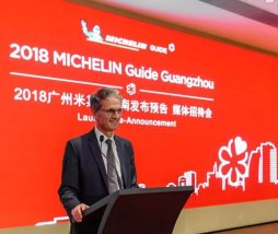 Presencia de Michelin en China