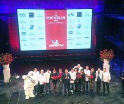 Guía Michelin Holanda 2018