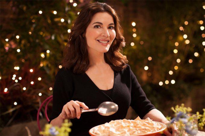 Nigella en mi mesa nuevo programa en canal cocina for Nuevo programa de cocina