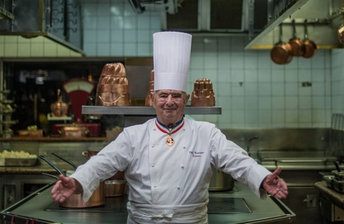 Muere Paul Bocuse