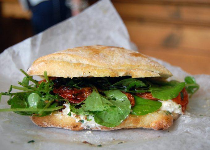Impacto ambiental de la elaboración de un sándwich