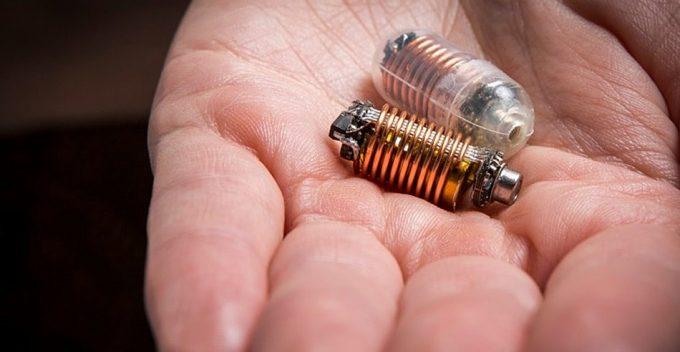 Sensores para analizar la salud de los intestinos