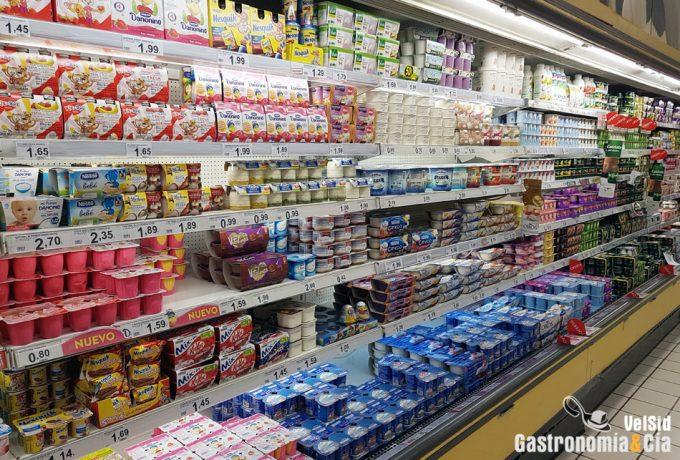 Sustituir azúcar y sal por grasas saturadas