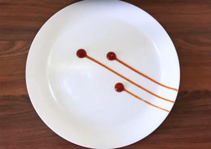 Emplatar como un chef