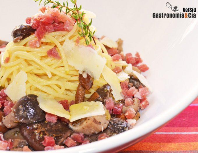 10 Recetas De Espaguetis Sin Tomate Y Sin Carne