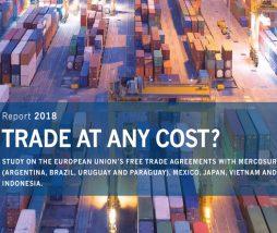 Acuerdos comerciales entre la UE y terceros países