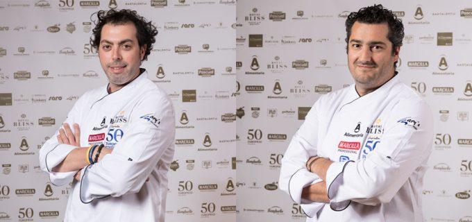 Ganadores de la 4ª semifinal del Concurso Cocinero del Año 2018