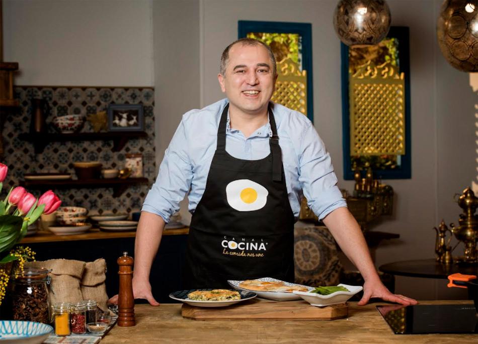 Cocina turca nuevo programa en canal cocina gastronom a for Nuevo programa de cocina