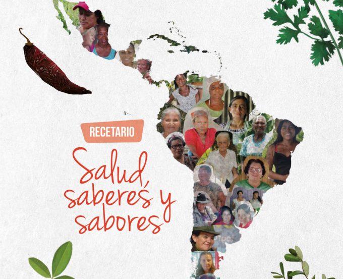 Recetario de las mujeres rurales de América Latina y el Caribe