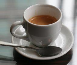 Acrilamida en el café
