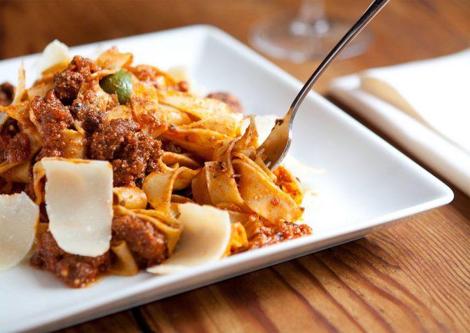 Información nutricional en los restaurantes
