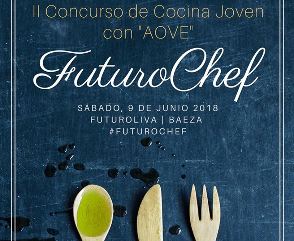 Concurso de cocina joven con 39 aove 39 futurochef 2018 - Concurso de cocina ...