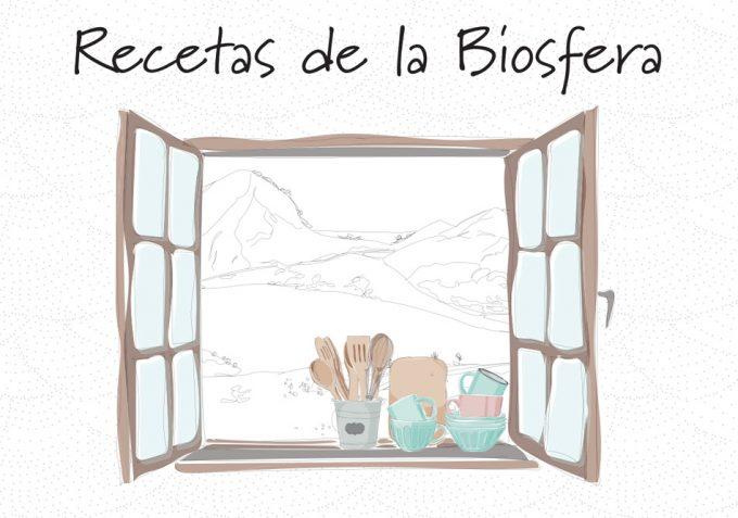 Recetas de la Biosfera. Libro gratuito