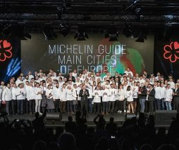 Guide Michelin Main Cities of Europe 2018