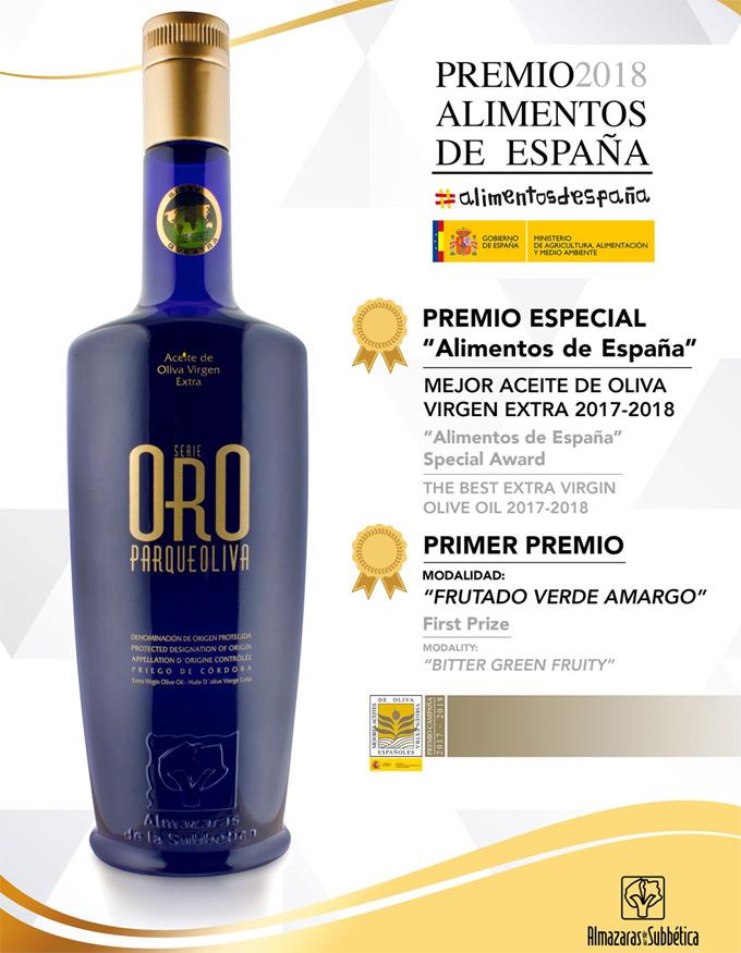 Premios AOVE