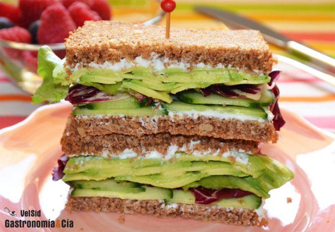 Recetas de sándwich