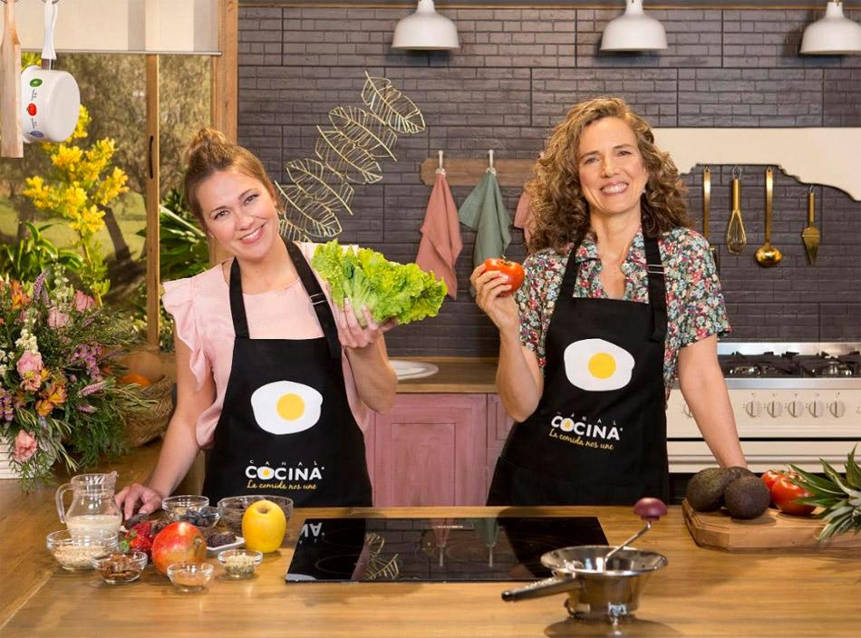 La cocina de la felicidad nuevo programa en canal cocina for Nuevo programa de cocina