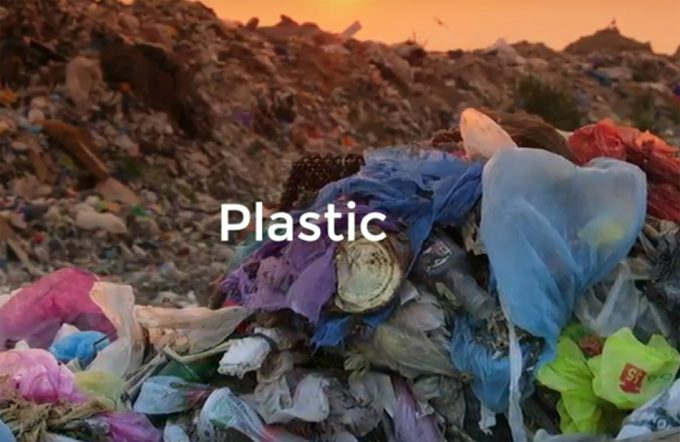 Envases plásticos de usar y tirar