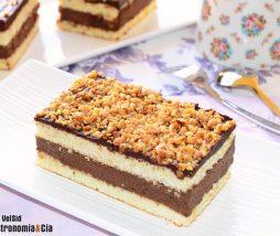 Tartas y pasteles de chocolate