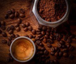 Análisis del café